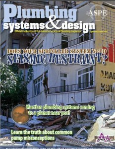 Plumbing Systems & Design Magazine